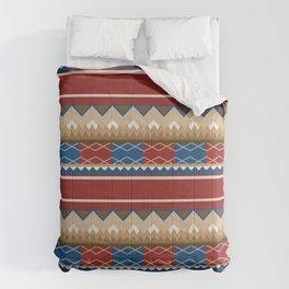 Navajo Pattern 2 Comforters