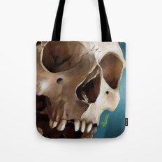 Skull 2 Tote Bag