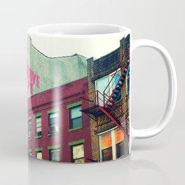 New York City Love Coffee Mug