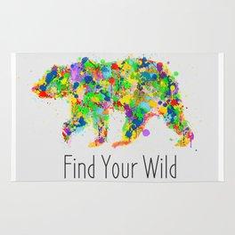 Find Your Wild Rug