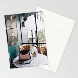 Handbags and History Stationery Cards