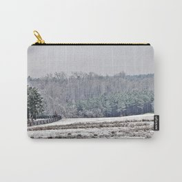 A Deere and Snowfall Carry-All Pouch
