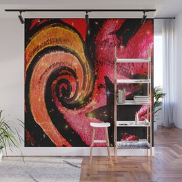 Star Flare Wall Mural