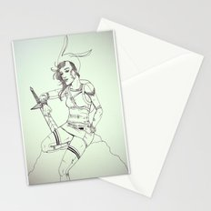 Adventure Time - Fionna Stationery Cards