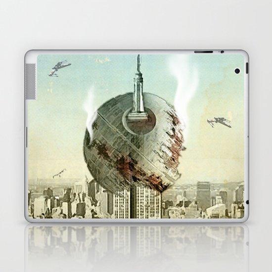 impaled on the empire Laptop & iPad Skin