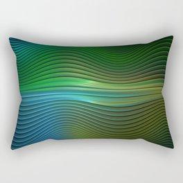 Squiggles Rectangular Pillow