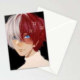 Todoroki Shouto [Boku no Hero Academia] My Hero Academia Stationery Cards