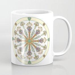 Egyptian Nouveau Mandala Coffee Mug
