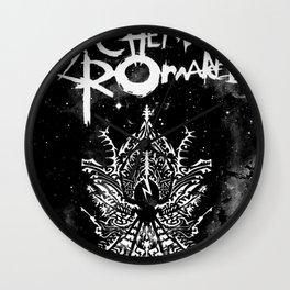 my chemical romance album 2020 ansel6 Wall Clock