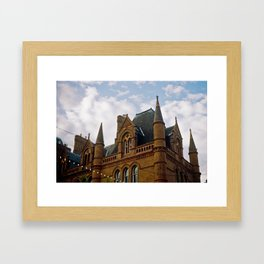 Irish Hotel Framed Art Print