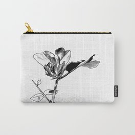 Daily Petals Carry-All Pouch