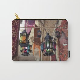 Arabian Lanterns  Carry-All Pouch