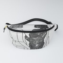 The reflection of your soul. Fanny Pack