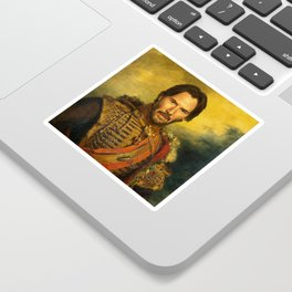 Keanu Reeves - replaceface Sticker