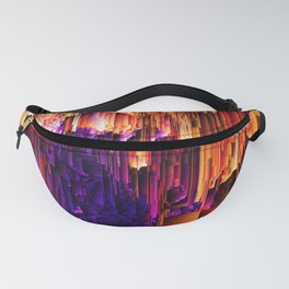 Fragmented Confusions Fanny Pack