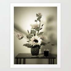 Natura Artificial Art Print