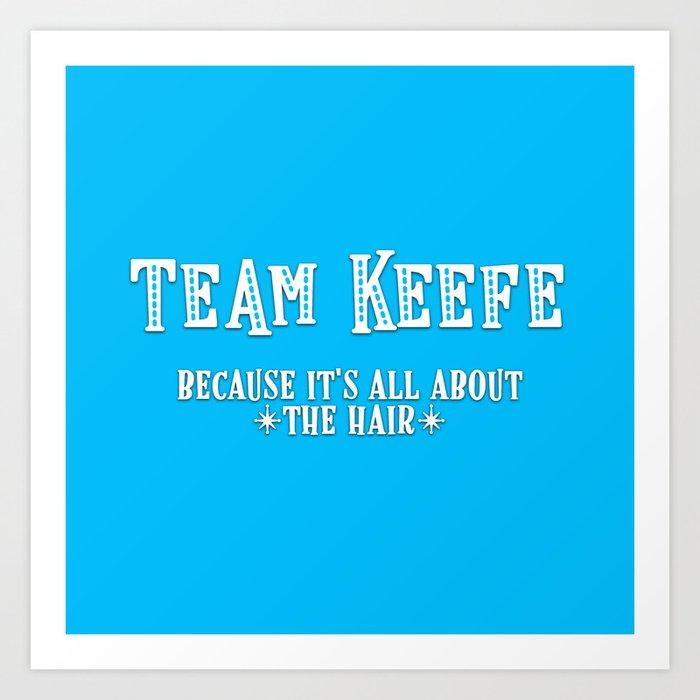 Team Keefe Kunstdrucke