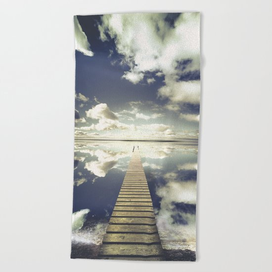Vanity Beach Towel