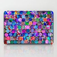 polka dot iPad Cases featuring Bright polka dot(4). by Mary Berg