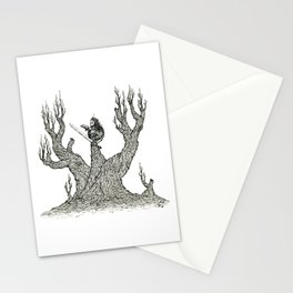Dryad - Warrior Stationery Cards