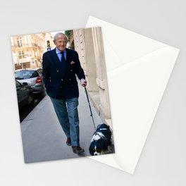 Parisian Mugshots - The Parisian Dandy (Gueules de Parisiens) Stationery Cards