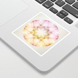 Colorful Petals Sticker