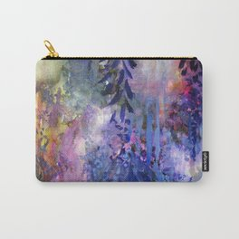Wisteria Cantata Carry-All Pouch