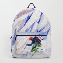 Powder Skiing Backpack