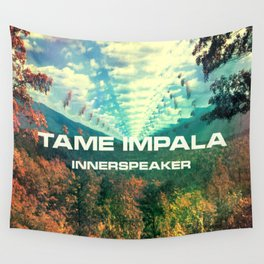 Tame Impala Innerspeaker Wall Tapestry