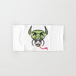 Chinese Dragon Hand & Bath Towel