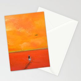 I Want to Fly Stationery Cards
