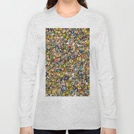 Peanuts Characters Long Sleeve T-shirt