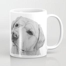 Labrador retriever yellow G Coffee Mug
