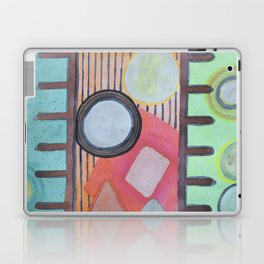 Trapped between two Worlds Laptop & iPad Skin
