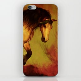 HORSE - Choctaw ridge iPhone Skin