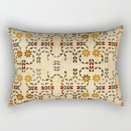 Etno Dance Rectangular Pillow