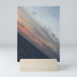 Tilt your Head to the Sunset by Christine aka stine1 Mini Art Print