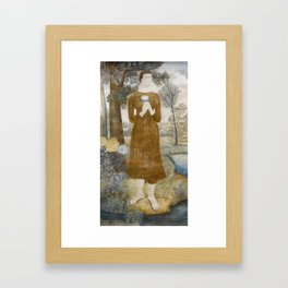 The Spring  Framed Art Print