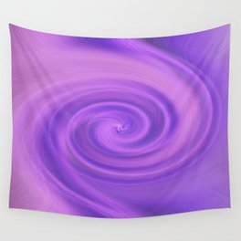 Purple daze 5 Wall Tapestry