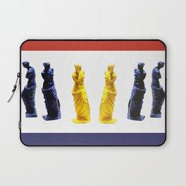 french venus colors Laptop Sleeve