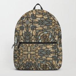 Stonewall Geometrical Pattern Backpack