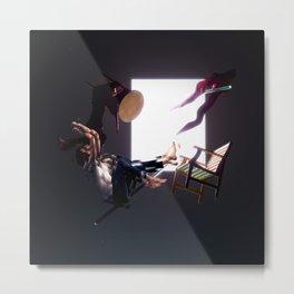 Dreams of Furniture Metal Print