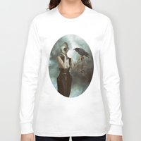 lovers Long Sleeve T-shirts featuring Lovers by Flo Tucci