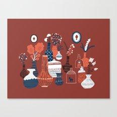 Antikvariaatti Canvas Print