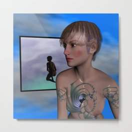 youth only Metal Print