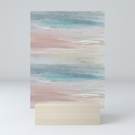 Sea breeze, acrylic on canvas Mini Art Print