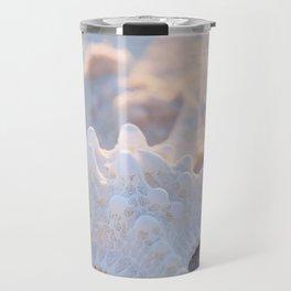 Knobby Starfish in the Sand Travel Mug