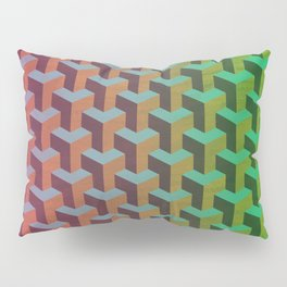 Cityscape: Orderly Chaos Pillow Sham