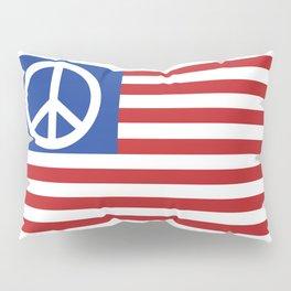 Peace in America Pillow Sham