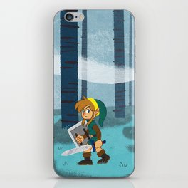 The Lost Woods iPhone Skin